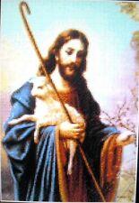 THE GOOD SHEPHERD (JESUS) ~ NEW Counted Cross Stitch KIT ~ #ML199