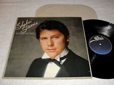 """Shakin Stevens """"Give Me Your Heart Tonight"""" 1981 Rock LP,VG+, Holland Press-Epic"""