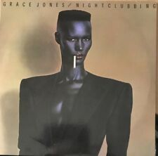 Grace Jones NightClubbing  Island Label Australian Pressing VGC