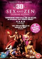 3D Sex And Zen Nuovo DVD (MTD5669)
