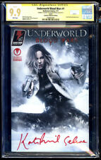 Underworld Blood Wars #1 SS CGC 9.9 Kate Beckinsale Signature Series Not 9.8