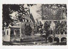 Heirmanklok Walburg St Niklaas Waas Netherlands Vintage Postcard 264a