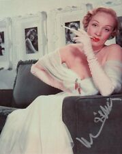 MARLENE DIETRICH SIGNED AUTOGRAPHED 8x10 PHOTO HOLLYWOOD SCREEN LEGEND PSA/DNA