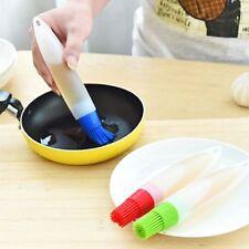 Cake 1 Pc Bread Butter BBQ Utensil Tool Liquid Oil Pen Silicone Baking Brushs