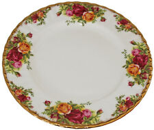 Royal Albert Old Country Roses 8.25 Inch Plate First Quality Made in England