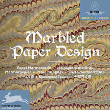 Marbled Paper Design by Pepin Press (Mixed media product, 2007)