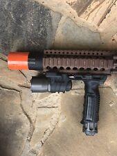 ICS 43 COMMANDO Electric Airsoft Rifle Toy Black Daniel Defense Rail