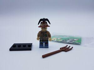 LEGO  MINIFIGURE SERIE 11  EPOUVENTAIL SCARECROW