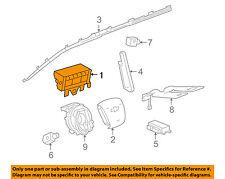 GM OEM Airbag Air Bag SRS-Passenger Inflator Module 22858267