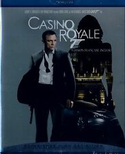 BRAND NEW BLU-RAY // CASINO ROYALE // Daniel Craig,  Eva Green,// JAMES BOND