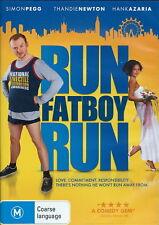 Run Fat Boy Run (Fatboy) - Comedy / Adventure / Sport - Simon Pegg - NEW DVD
