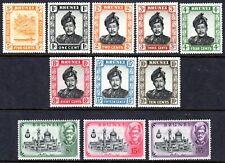 (J-1182) Brunei - mint lot #49 MNH others MH