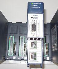 GE Fanuc IC695ETM001-EP RX3i Ethernet module 10/100MBITS, W/SWITCH