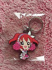 Love Live Sunshine Aqours Kurosawa Ruby Keychain