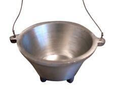 Aluminium Hanging Incense Burner Holder Censer for Cones & Charcoal