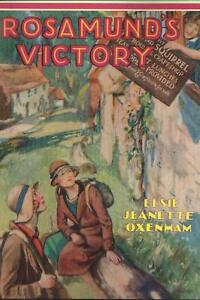 ELSIE J OXENHAM:-  Rosamund's Victory