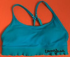 Lorna Jane Active Blue Womens Sports Bra Top