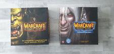 Warcraft Brettspiel mit Erweiterungneuwertig