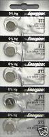 Energizer 373 Silver Oxide Batteries-SR916SW 5 Pk