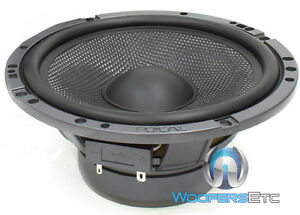 """SINGLE FOCAL PIECE MIDWOOFER 6.5"""" MIDRANGE SPEAKER FROM HP-165A3 REPLACEMENT NEW"""