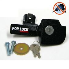 POP & LOCK PL1100 Black Manual Tailgate Lock for 99-07 Silverado/ Sierra