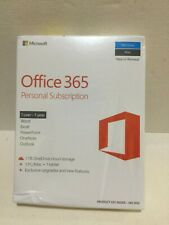 Microsoft Office 365 1 Year Subscription Personal