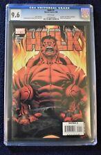 Hulk #1 CGC 9.6 White Pages