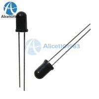 20Pcs 5mm 940nm IR detector sensor Infrared phototransistor black//white BB