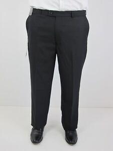 Savane Mens Business Dress Formal Pants Trousers size 82 Colour Black
