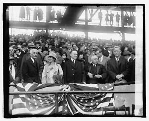 President's box,4/22/25,Calvin Coolidge,Major League Baseball,Grace Goodhu 2955