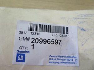 GM OEM Hood Bumper Bracket 20996597 2013-2017 Cadillac ATS  (12D2-2-1)