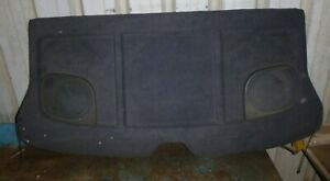 Peugeot 306 N3 4/94-6/97 Hatch Rear Parcel Shelf