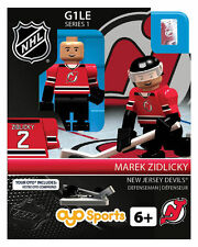 Marek Zidlicky OYO New Jersey Devils Mini Figure NHL HOCKEY G1