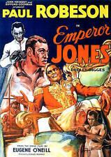 THE EMPEROR JONES NEW DVD