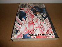 B'TX vol. 9 by Masami Kurumada (Creator of Saint Seiya) Manga Book in English