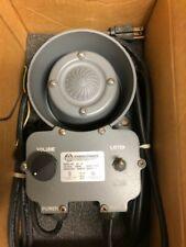 Last One! Brand New Atkinson Dynamics Ad-27 Industrial Intercom 120Vac 50/66Hz