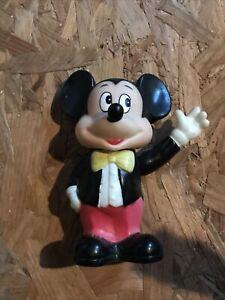Antique Disney Money Box - Mickey Mouse