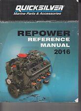 Quicksilver Marine Parts & Accessories Repower Reference Manual 2016 E1-28