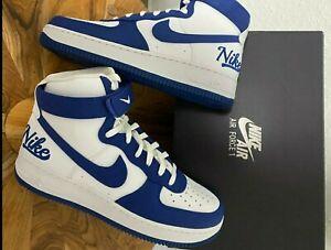 "Nike Air Force 1 High ""EMB Dodgers"" Neu Eu42,5"
