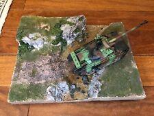Diorama maquette militaire WW1 WW2   armée   sans char