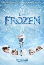 Disney's Frozen Movie Poster (2013) - NEW - 11x17 13x19