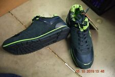 Navy and green Capezio/Frontline Sneakers - F1010 - Size UK 3.5