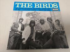 """BIRDS """"NO GOOD WITHOUT YOU"""" ORIG FR EP 1966 EX/EX RARE RON WOOD"""