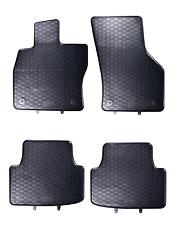 Tapis de sol en caoutchouc pour Skoda Octavia III Liftback 5-portes 2013-2019