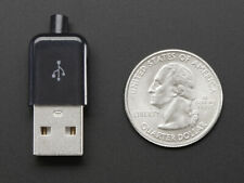 USB DIY Slim Connector Shell - A-M Plug