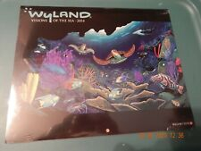 WYLAND VISIONS OF THE SEA 2014 CALENDAR 12 UNIQUE PICTURES COLLECTORS ITEM NEW