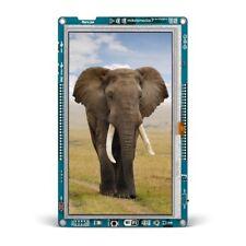"STM32F4 ARM Board: 7"" Touchscreen, RF, WiFi, Ethernet, IR, CAN"