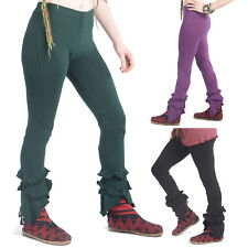 Psy Trance Leggings, Pixie Frilly Trousers