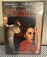 Die Die My Darling She's One Mean Mother In Law 043396078628 DVD New Sealed