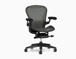Herman Miller  Aeron Chair Size C Floor Models  Office Designs Outlet Chair 2